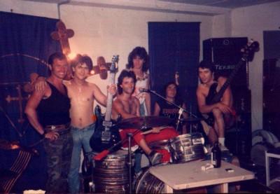 Paul Chain + Claud Galley + Eric Lumen e altri