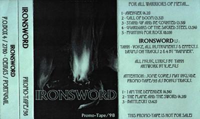 ironswordpromotape